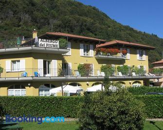 Hotel Del Fiume - Cannobio - Edifício