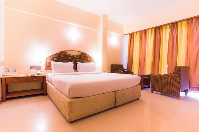 Hotel Airport International - Mumbai - Bedroom