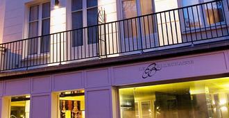 Hotel Le Bellechasse Saint Germain - Pariisi - Rakennus