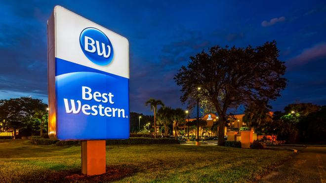 Best Western Ft. Lauderdale I-95 Inn - Форт-Лодердейл - Здание