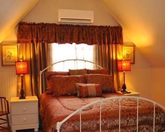 Victorian Inn & Carriage House - Gardiner - Bedroom