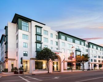 Residence Inn Los Angeles Pasadena/Old Town - Pasadena - Building
