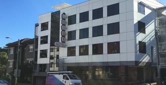 Edgecliff Lodge Motel - סידני - בניין