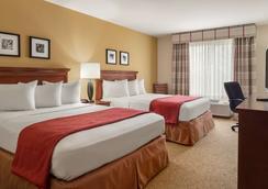 Country Inn & Suites Bloomington-Normal Airport - Bloomington - Κρεβατοκάμαρα