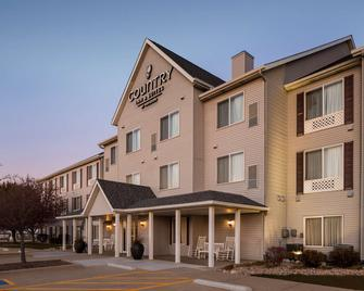 Country Inn & Suites Bloomington-Normal Airport - Bloomington - Gebouw