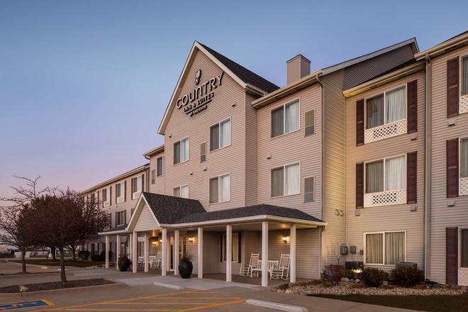 Country Inn & Suites Bloomington-Normal Airport - Bloomington - Κτίριο
