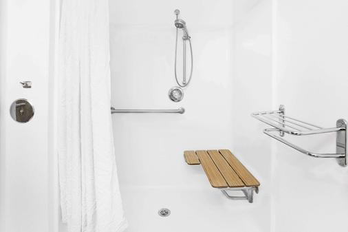 Microtel Inn & Suites by Wyndham Broken Bow - Broken Bow - Baño