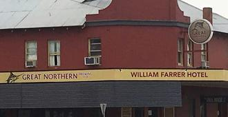 The William Farrer Hotel - Wagga Wagga