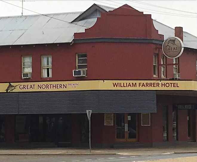 The William Farrer Hotel - Wagga Wagga - Building