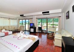 APK Resort - Πατόνγκ - Κρεβατοκάμαρα
