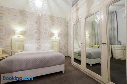 切麗精品餐廳酒店 - 布加勒斯特 - 布加勒斯特 - 臥室