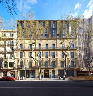 Vincci Gala - Βαρκελώνη - Κτίριο