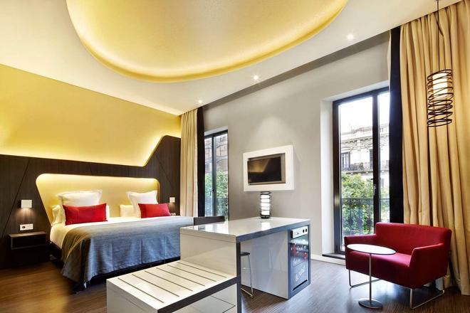 文西加拉旅館 - 巴塞隆拿 - 巴塞隆納 - 臥室