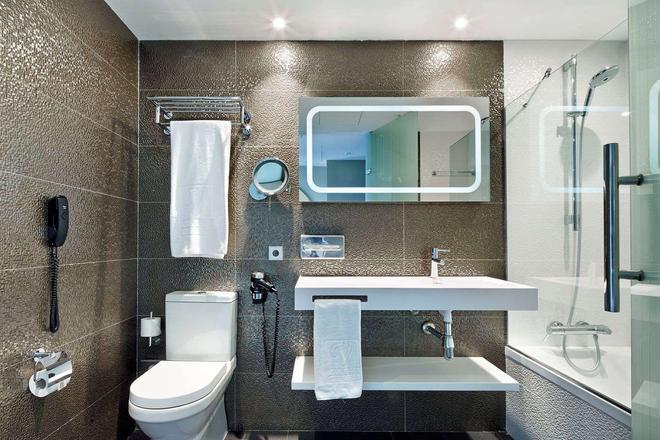 文西加拉旅館 - 巴塞隆拿 - 巴塞隆納 - 浴室