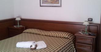 奧克塔維婭酒店 - 拉吉烏斯蒂尼阿納 - 羅馬 - 臥室