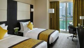 Mövenpick Hotel Jumeirah Lakes Towers - Dubái - Habitación