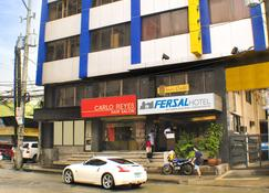 Fersal Hotel - P. Tuazon, Cubao - Quezon City - Building