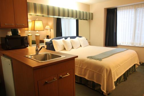 Brentwood Inn & Suites - Rochester - Bedroom