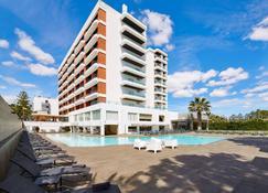 Hotel Alcazar - Monte Gordo - Piscina