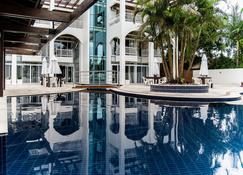 Hotel Torres Da Cachoeira - Florianópolis - Pool