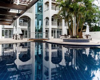 Hotel Torres Da Cachoeira - Florianópolis - Piscina