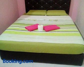 Taman negara rainbow guest house - Kuala Tahan - Bedroom