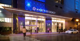 Hyatt Regency Boston - Boston - Edifício