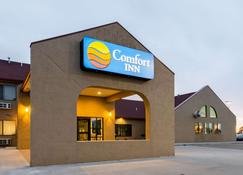 Comfort Inn Colby - Colby - Building