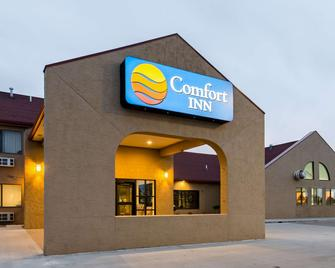 Comfort Inn Colby - Colby - Byggnad