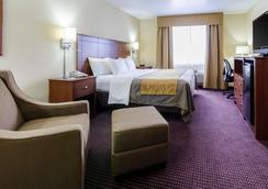 Comfort Inn - Colby - Makuuhuone