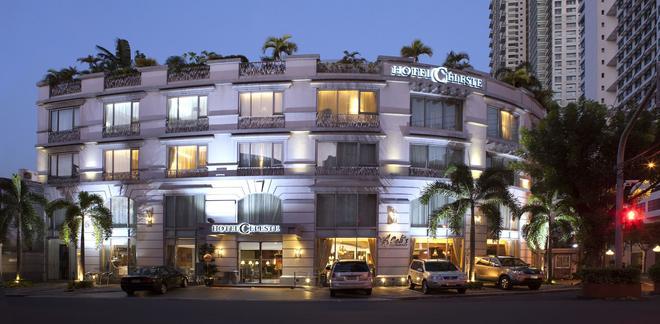 Hotel Celeste - Makati - Bâtiment