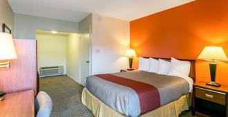 Motel 6 Butte - Historic City Center - Butte - Bedroom