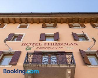Hotel Frizzolan - Bosco Chiesanuova - Building