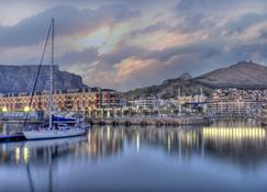 Cape Grace Hotel - Cape Town - Outdoor view