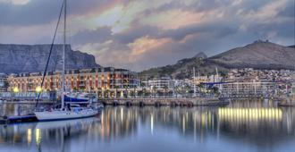 Cape Grace Hotel - Ciudad del Cabo - Vista del exterior