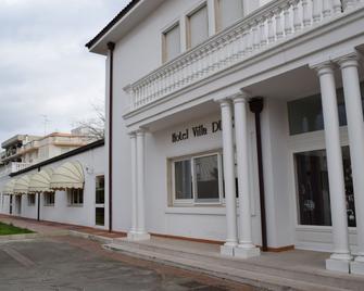 Hotel Residenza Villa Duse - Gioia del Colle - Gebäude
