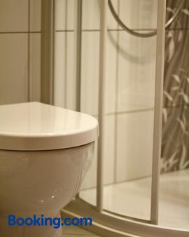 Prachárna Park Hotel Olomouc - Olomouc - Bathroom