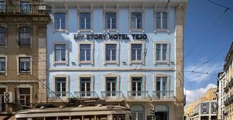 My Story Hotel Tejo - ליסבון - בניין
