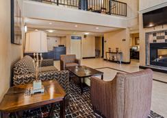 Best Western Grand Manor Inn - Springfield - Lobby