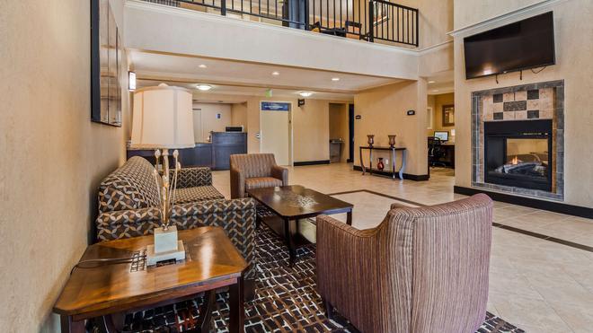 Best Western Grand Manor Inn - Springfield - Aula