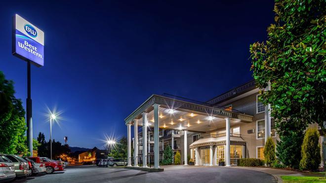 Best Western Grand Manor Inn - Springfield - Rakennus