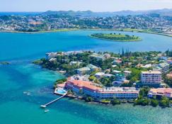 Le Stanley Hotel and Suites - Noumea - Outdoor view