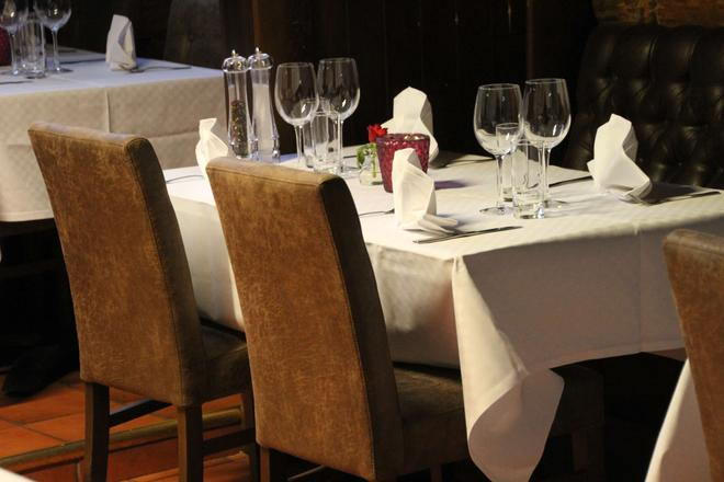 Best Western Vetlanda Stadshotell - Vetlanda - Restaurante