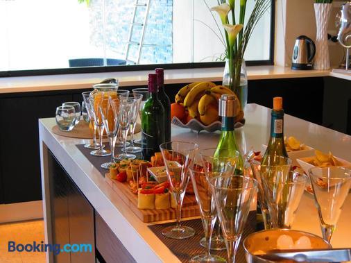 Azamare Luxury Guest House - Κέιπ Τάουν - Μπουφές
