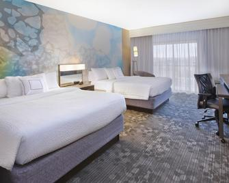Courtyard Somerset by Marriott - Somerset - Bedroom