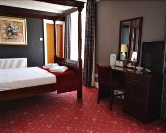 Caledonian Hotel - Dumfries - Bedroom