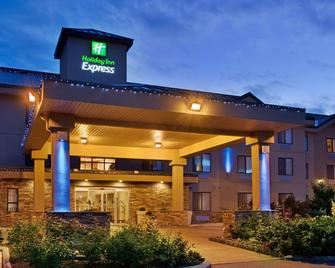 Holiday Inn Express & Suites Vernon - Vernon - Building