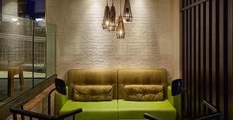 hub by Premier Inn London Tower Bridge - Londres - Sala de estar