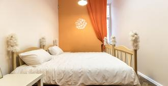 Best Time Hostel - Lemberg - Schlafzimmer