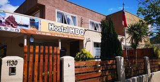Hostal Hdq - Concepción - Edificio
